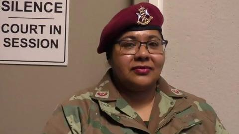 South Africa army reviews uniform policy, allows women to wear headscarves