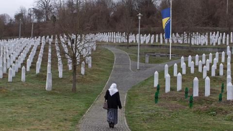 Dutch top court says state 'partially liable' for Srebrenica deaths