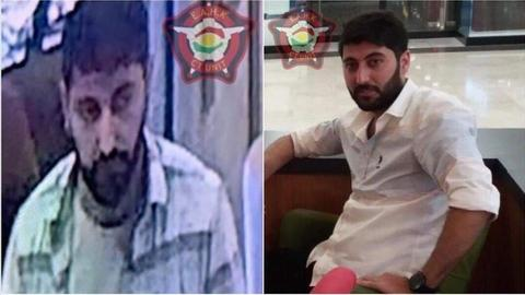 Erbil attacker identified by Turkish authorities as brother of HDP MP