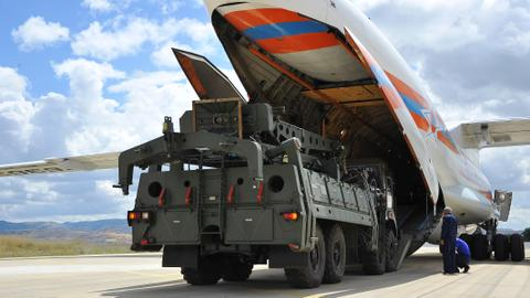 Turkey to activate S-400 missile defence systems