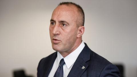 Kosovo PM Haradinaj resigns after summon from Hague court