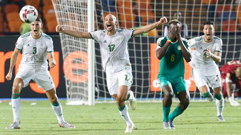 Algeria take Africa Cup in 1-0 win against Senegal