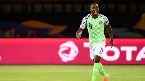 Football: Afcon Golden Boot winner Ighalo retires