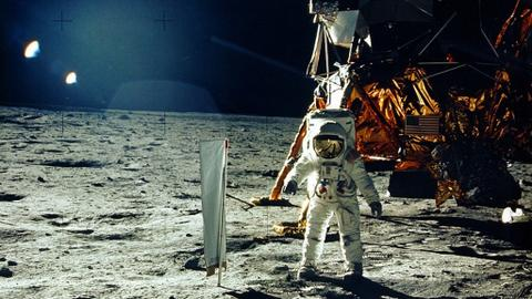 50th anniversary of humanity's first Moon landing