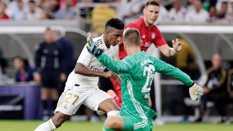 Football: Bayern beat Real 3-1 in Texas as clubs unveil new signings