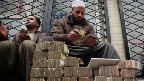 Is Afghanistan helping Iran survive US sanctions with dollar smuggling?