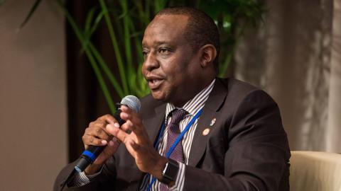 Kenyan finance minister arrested on graft charges