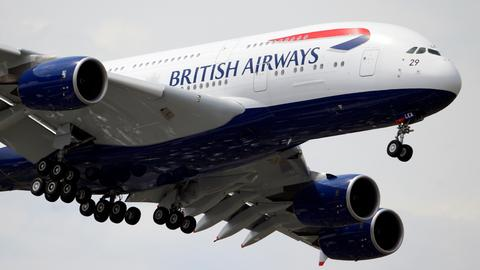 British Airways flight suspension deals a blow to Egypt's economy