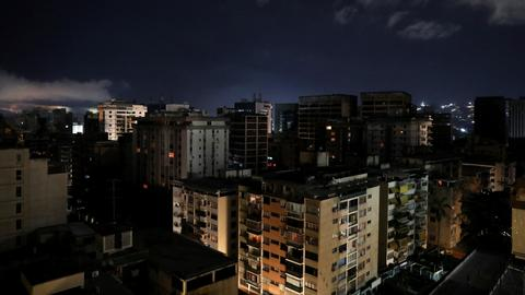 Venezuela capital in the dark again after massive blackout