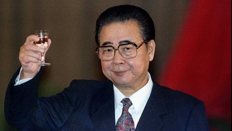 Former PM during Tiananmen crackdown, Li Peng, dies aged 91