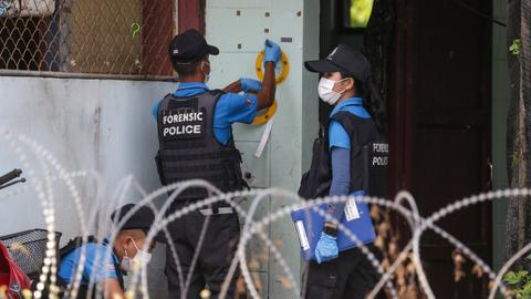 At least four killed in militant attack in Thailand's south