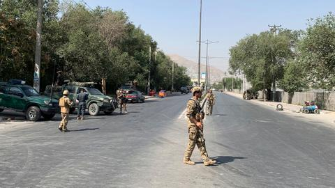 Three blasts kill at least 12, wound dozens in Afghan capital