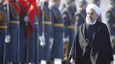 Iran says Russia can use its military bases for strikes in Syria