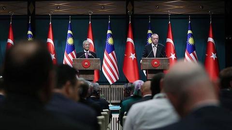 'Turkey was the saviour of Muslim Ummah' - Malaysian PM