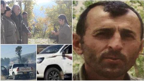 PKK terrorist behind murder of Turkish diplomat killed in Iraq