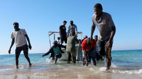 EU funding to stop Mediterranean migration slammed by NGO
