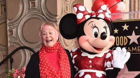 Russi Taylor, voice of Minnie Mouse, dies aged 75