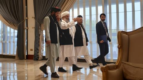Intra-Afghan talks only after US agrees to withdraw troops - Taliban