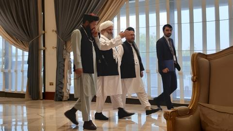 The multiple strains on Afghan reconciliation