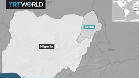 Suspected militants kill at least 65 villagers in Nigeria