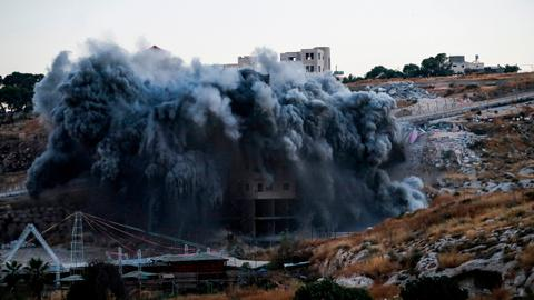 Israel's demolitions in Jerusalem mark a shift in their strategic rationale