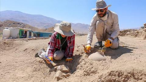 Turkey discovers almost three-millennia-old Urartian burial ground