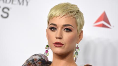 Jury: Katy Perry's 'Dark Horse' copied Christian rap song