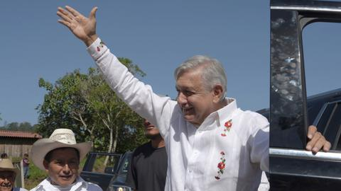 Mexico cannot commit to safe third-country deal - president