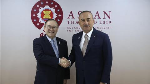 Turkey eyes enhanced trade, defence with Philippines