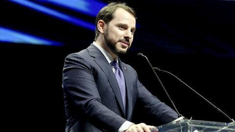 Turkey to see lower interest rates – finance minister Albayrak