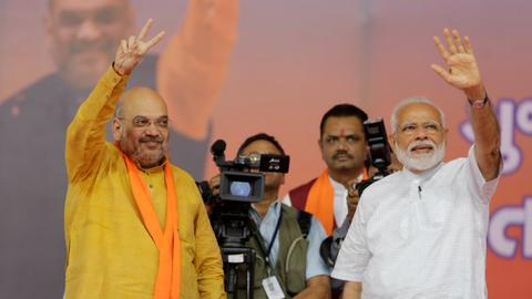 India's Hindu nationalist regime near-decimates its secular opposition