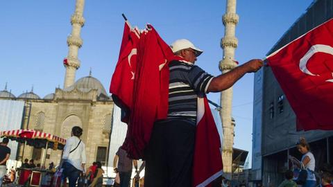 The West is underestimating Turkey's united front over national defence