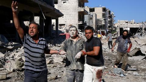 Syria onslaught may spark humanitarian disaster – UN