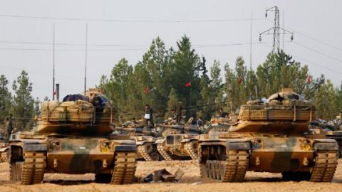 Turkey ends Operation Euphrates Shield in northern Syria