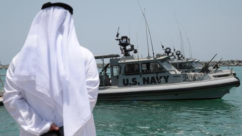 UAE, Iran hold rare talks in Tehran on maritime security — Gulf tensions