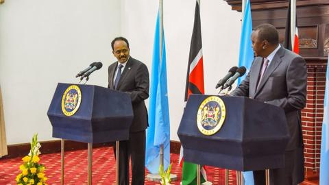Kenya's carrot-and-stick approach to Somalia will not work