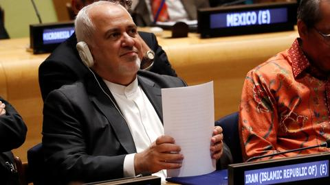 US imposes financial sanctions on Iran's foreign minister