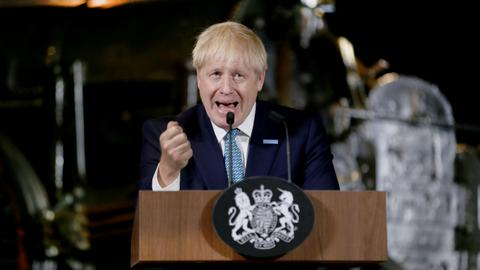Does Boris Johnson's politics resonate with his Turkish ancestor's?