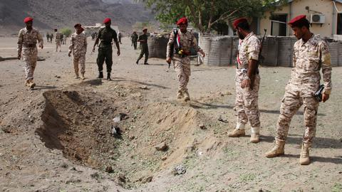 Two attacks in Yemen's Aden kill dozens