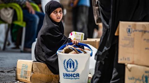 UN to investigate attacks on UN-supported facilities in Syria
