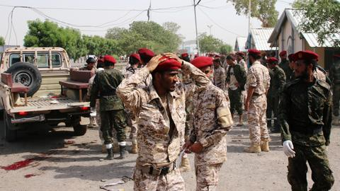 Al Qaeda attack kills 19 soldiers in Yemen