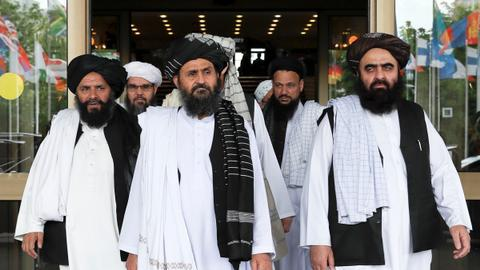 The odd couple: China's deepening relationship with the Taliban