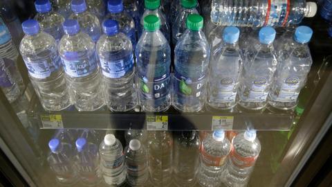 San Francisco airport bans sale of plastic bottles