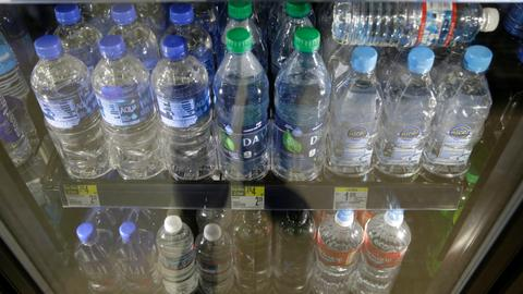 Plastic particles in drinking water present 'low' risk - WHO
