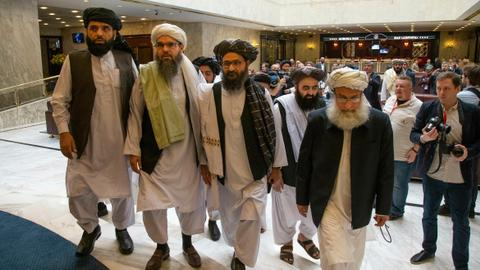 Fresh round of US, Taliban talks in Doha, hope for peace deal rise