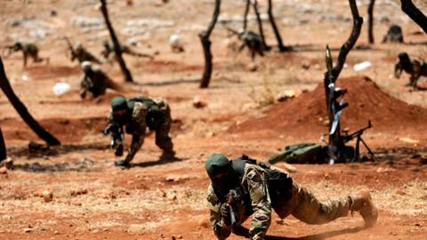 Syrian militant group refuses withdrawal from Idlib buffer zone