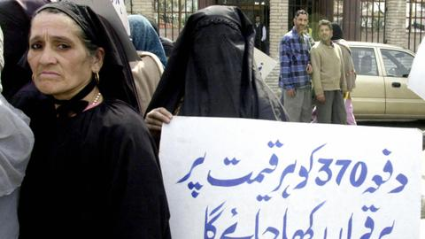 Kashmiris across the globe react to India scrapping Article 370