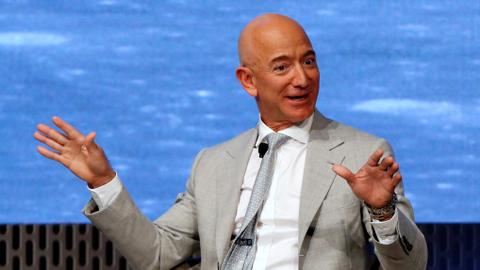 Jeff Bezos sells Amazon stock worth $2.8B