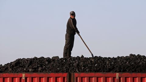 Coal mine approvals in China surge despite climate pledges