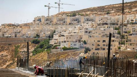 Israel advances plans for more than 2,300 settlement homes: NGO